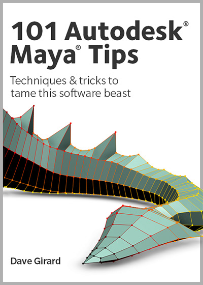 101 autodesk maya tips my ebook of maya power for Autodesk maya templates